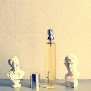 parfum bois d'argent